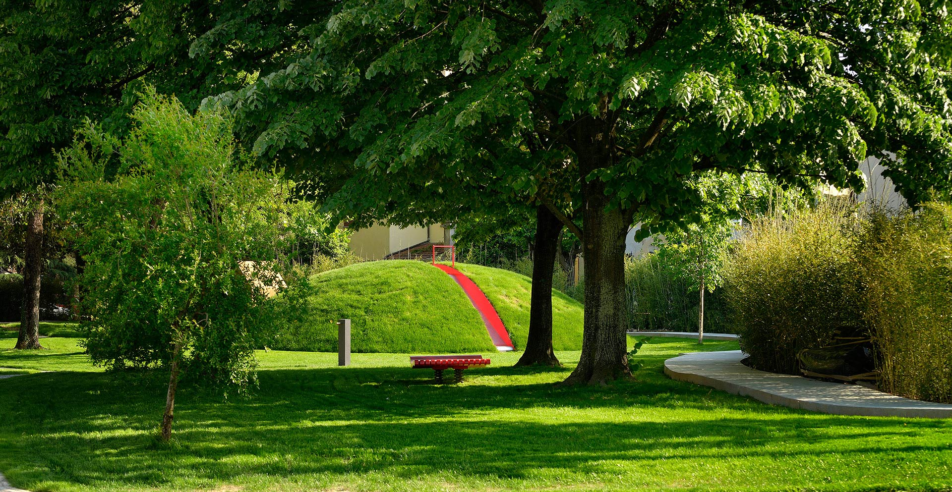 Progettazione giardini aree verdi toscana primanatura giardini - Progettazione giardini ...