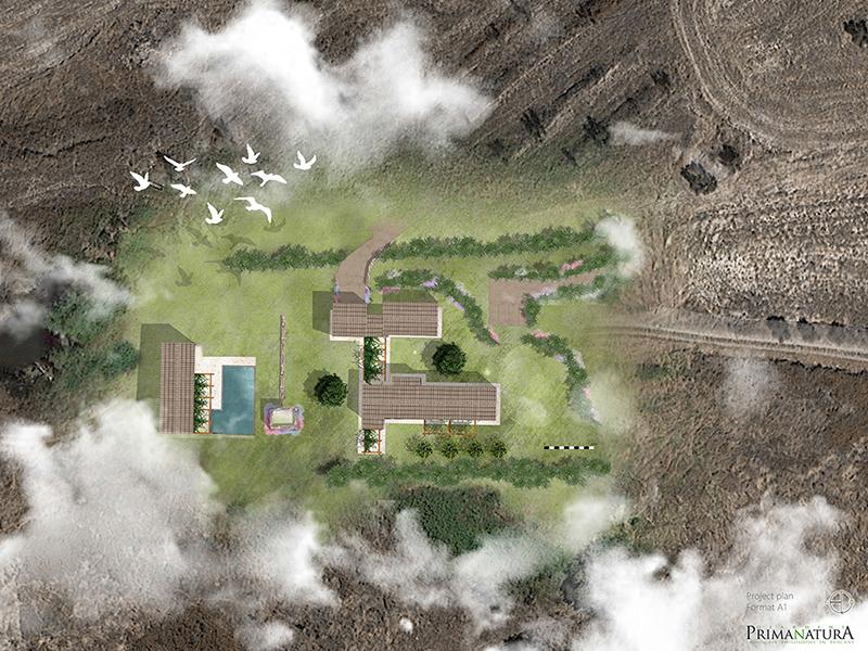 realizzazione giardino privato, Terni