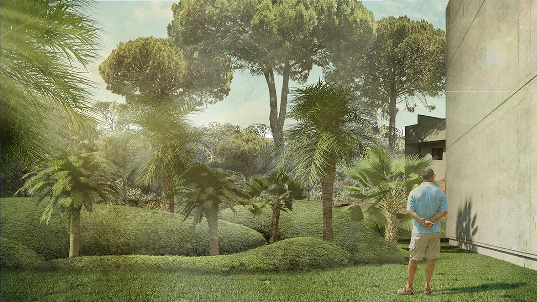 Progetto di giardino mediterraneo grosseto primanatura - Progetto giardino mediterraneo ...