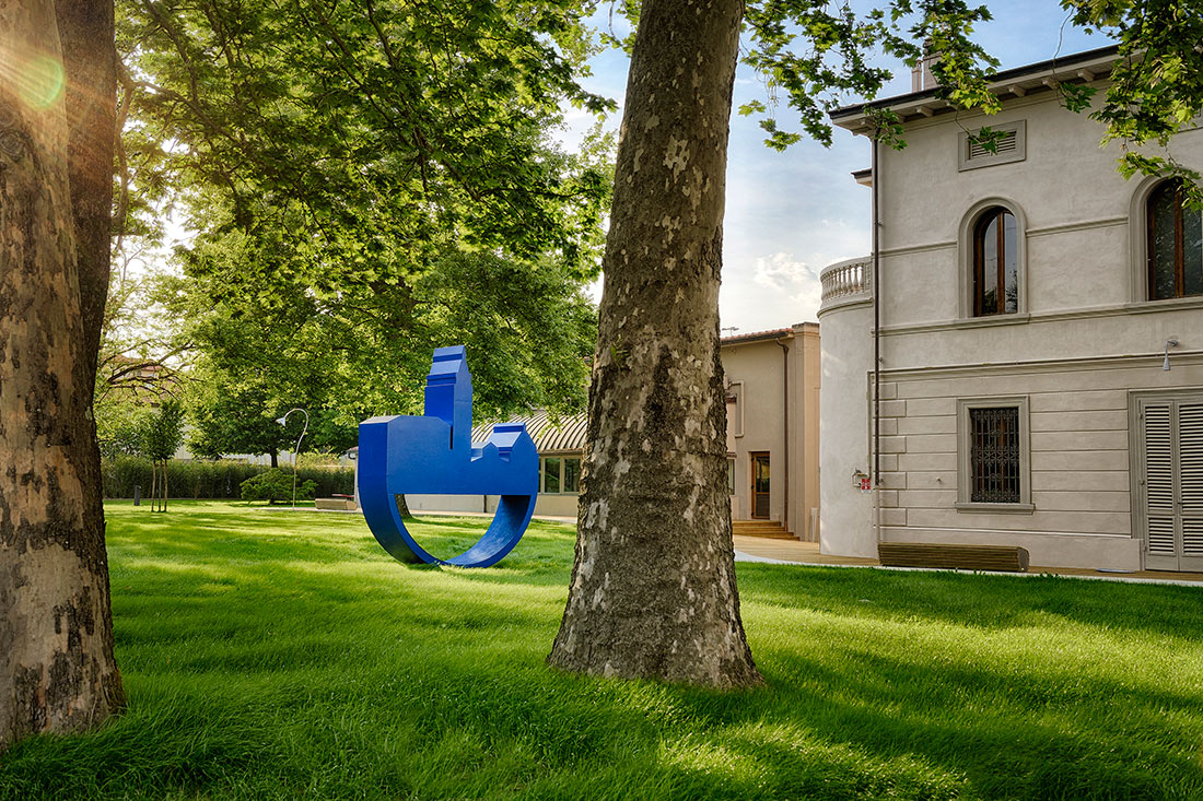 Realizzazione e manutenzione di parco pubblico, Pistoia