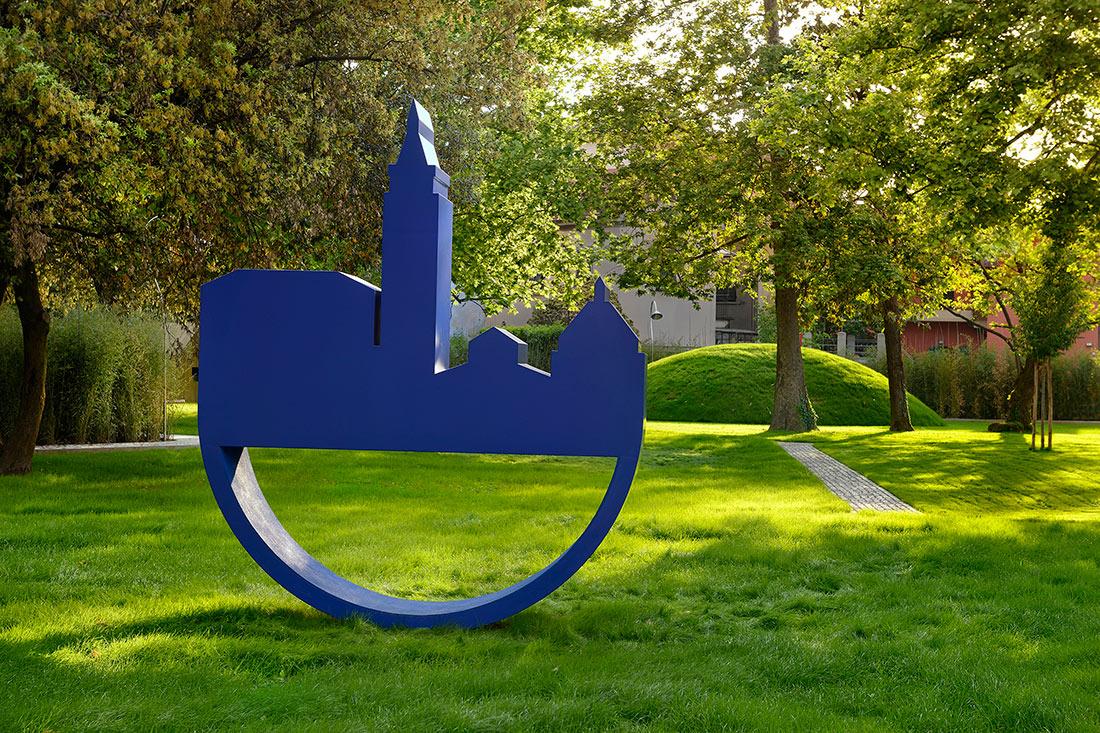 Giardino Zen Pistoia : Realizzazione di parco pubblico il giardino volante pistoia