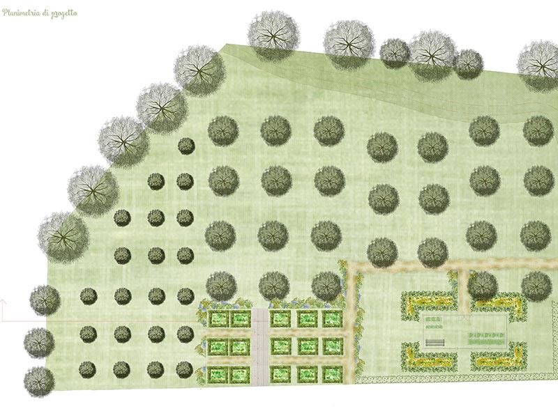 progettazione giardino al mare, Grosseto
