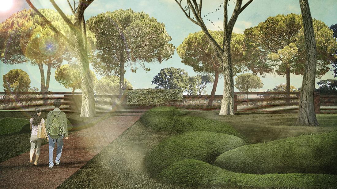 Grosseto progetto di giardino privato primanatura giardini - Progetto giardino privato ...
